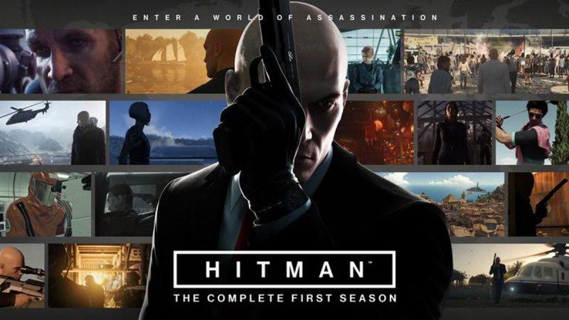 Chollo gratuito para Ps4, Hitman Ps4 primera temporada GRATIS.