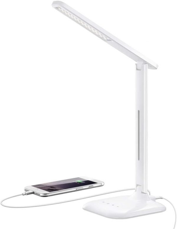 Lampara Escritorio LED 10W con 25 Modos.