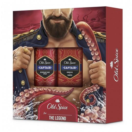 Old Spice: 2ª Unidad al 50% de descuento en toda la marca.