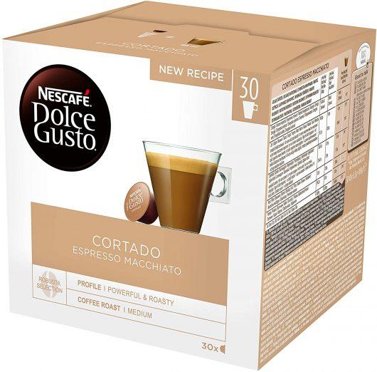 Cápsulas de Café, Nescafé Dolce Gusto Magnum Espresso Macchiato