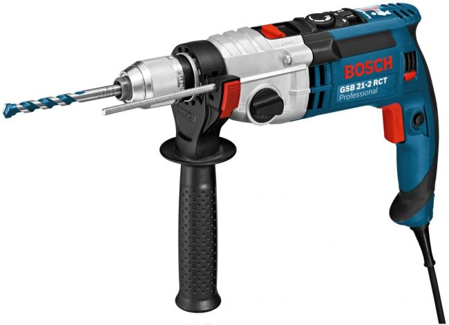 Taladro percutor, Bosch Professional GSB 21-2 RCT