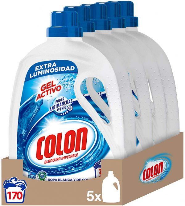 Colon Gel Activo – pack de 5, hasta 170 dosis