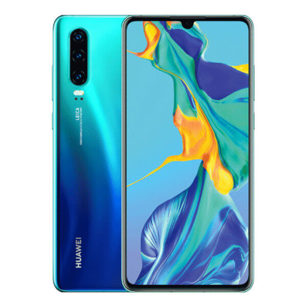 Huawei P30 6GB RAM Y 128GB ROM – Azul