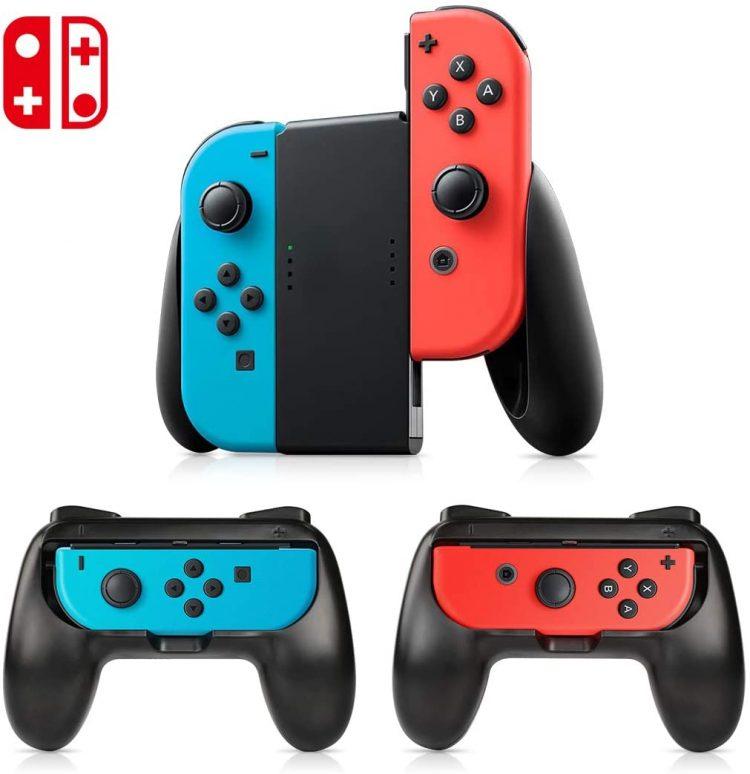 Mandos Nintendo Switch kit (3 piezas)