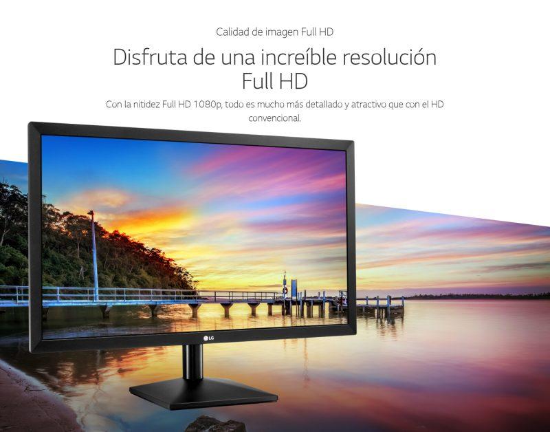 Monitor LG Gaming FHD de 68,6 cm (27″)