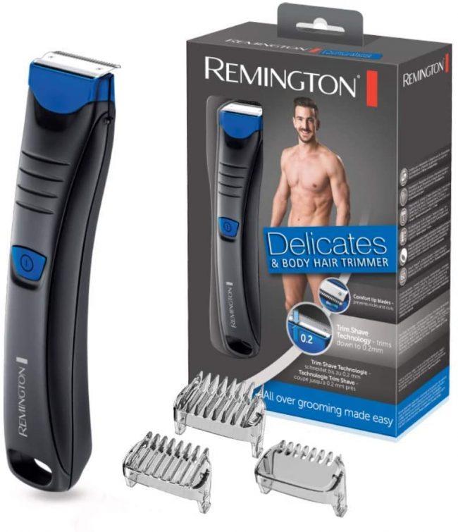 Afeitadora Corporal, Remington BHT250