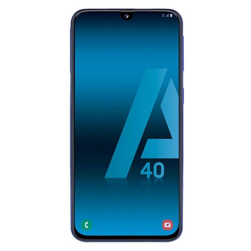 Samsung Galaxy A40 4/64GB Azul Libre