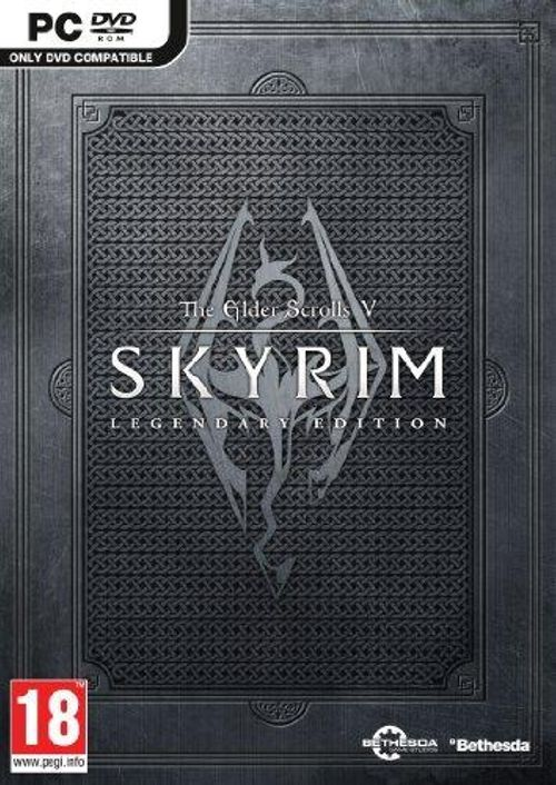 The Elder Scrolls V 5: Skyrim Legendary Edition (PC).