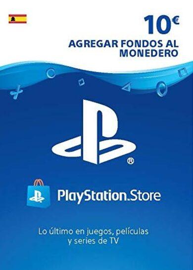 Tarjeta Playstation Network 10 EUR (ES) código PSN España