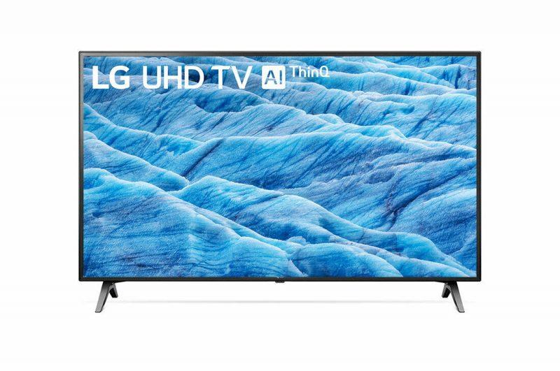 LG TV 49″ 4K SMART TV Inteligencia artificial