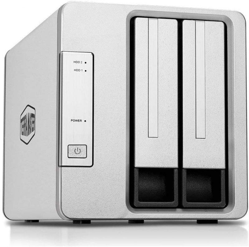 TerraMaster D2-310 USB Tipo C Disco Duro Externo.