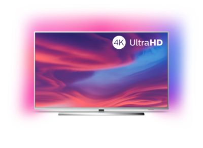 TV 4K Philips 50″, Ambilight, Dolby Vision/Atmos