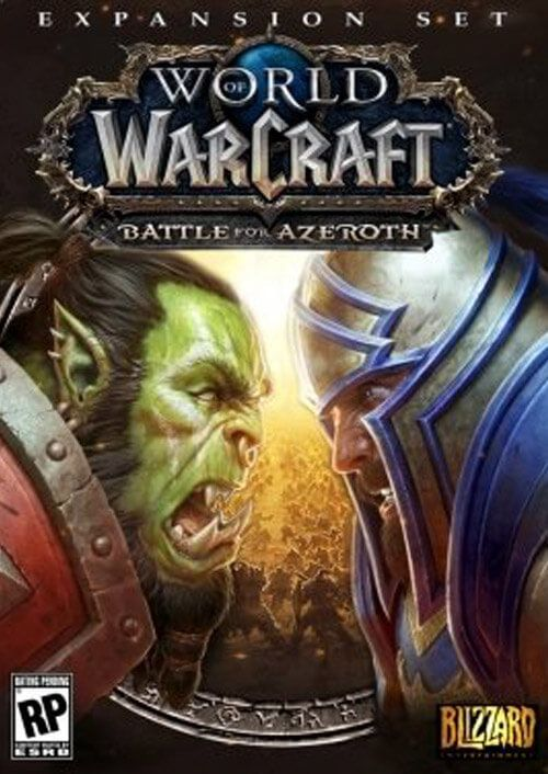 World of Warcraft (WoW) Battle for Azeroth (EU)
