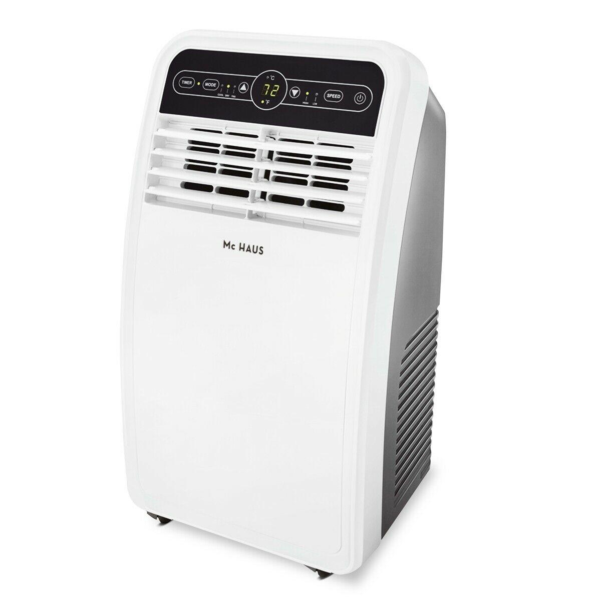 Aire acondicionado portatil silencioso 7000BTU Clase A refrigerar 20m2 ARTIC-12