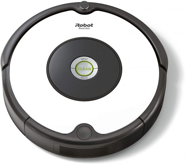 iRobot Roomba 605, sistema de limpieza en 3 fases
