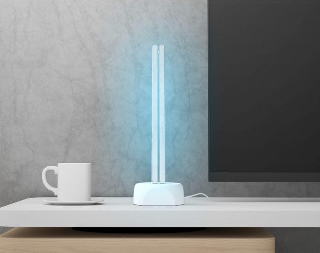 Lámpara de DESINFECCIÓN DE OZONO UV Xiaomi mi Huayi 38W 40m ²