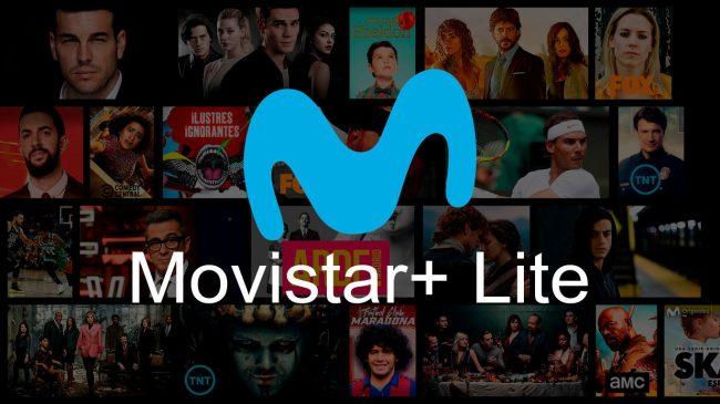 Movistar+ Lite Suscripción 3 MESES – Sólo canjeable en España