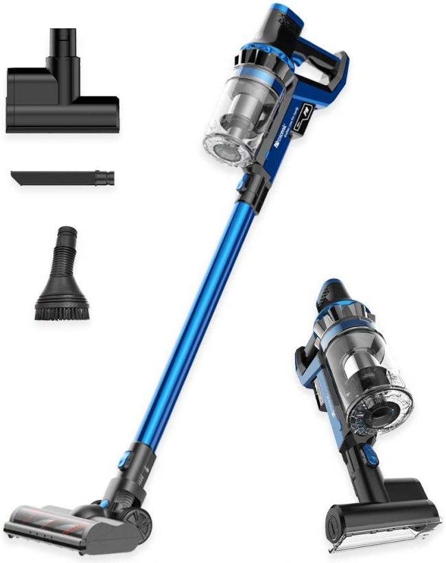 Proscenic P10 Aspiradora sin Cable Potente con 22000pa