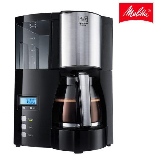 Cafetera goteo Melitta Optima Timer 1008-02