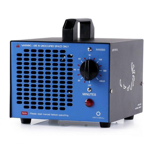 Generador de ozono 5.000 mg/hora hasta 90m2