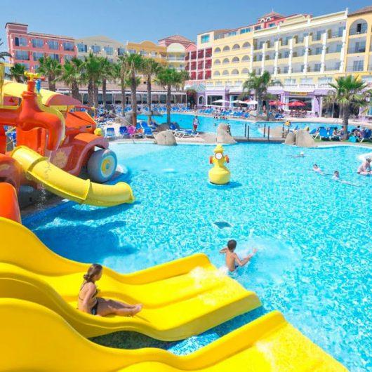 Hotel 4* +  todo incluido + niño gratis en Roquetas de Mar (Almeria) desde 78,5€