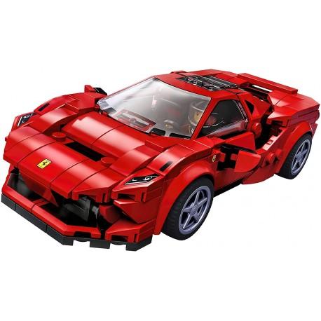 Lego, Ferrari F8 Tributo