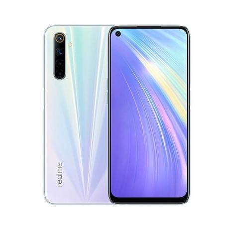 Smartphone Realme 7 Pro 8/128GB Plata