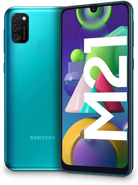 Samsung Galaxy M21 4 GB RAM, 64 GB ROM