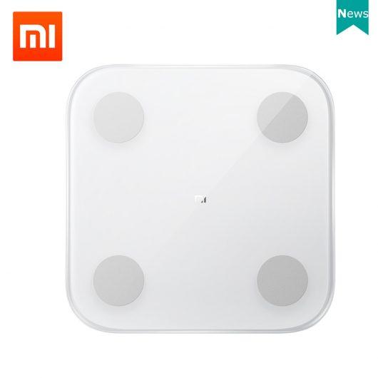 Xiaomi Mi Body Composition escala 2