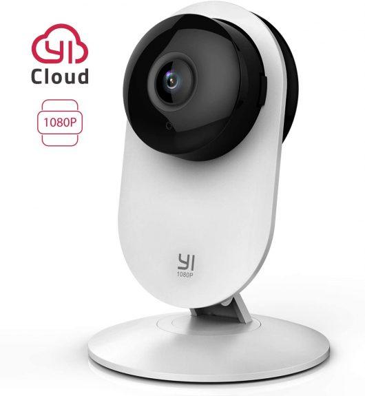 Cámara IP Wifi 1080p Sistema de Seguridad de Full HD