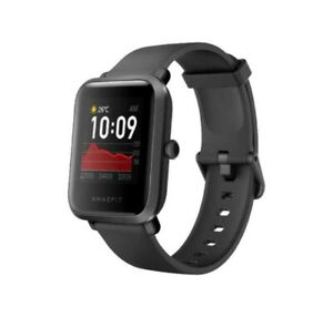 Xiaomi Amazfit Bip S Negro Smartwatch Modos Deporte Amazfit OS Garantía 2años