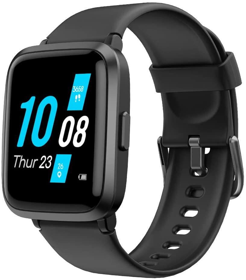 Smartwatch con Oxímetro de Pulso Esfigmomanómetro