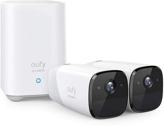 Camara vigilancia WiFi Interior e Exterior