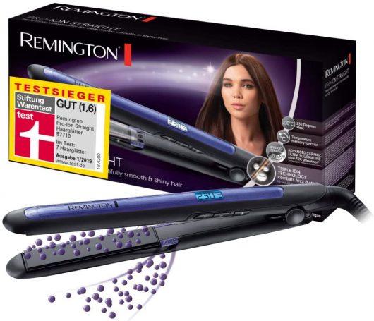 Plancha de Pelo Remington Pro Ion S7710