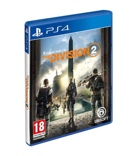 The Division 2 Ps4 Juegos Playstation 4