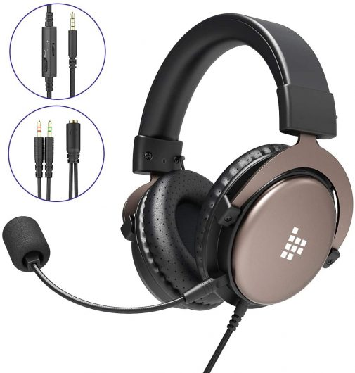Auriculares Gaming Tronsmart SONO para PS4, PC, Xbox One