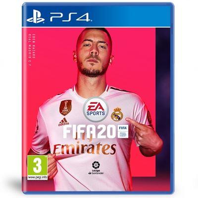 FIFA 20 PS4  Edición Estándar