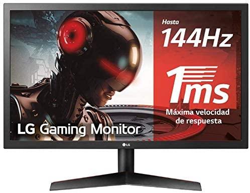 Monitor LG Gaming FHD (24″)