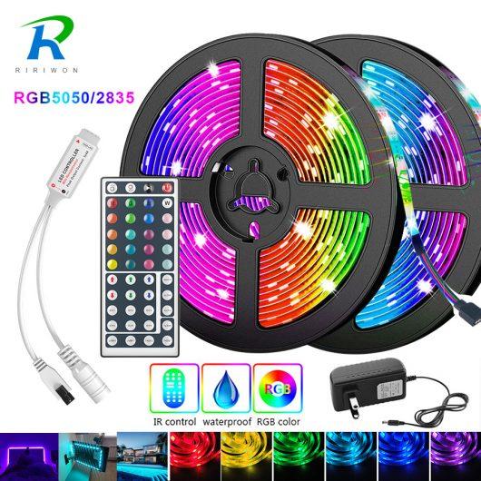 Tira de LED de 5050 de 2835 IP20 RGB