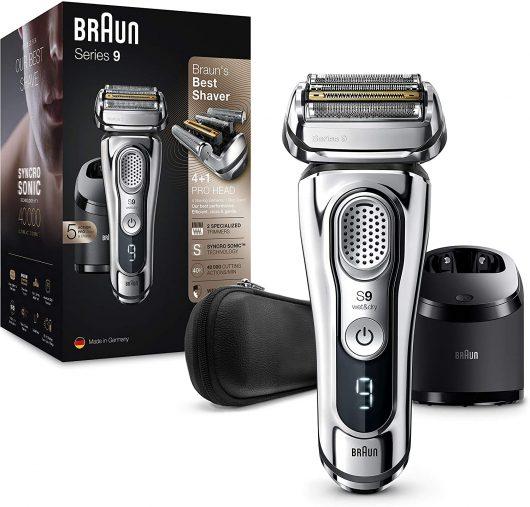 Braun Series 9 , Afeitadora Eléctrica.