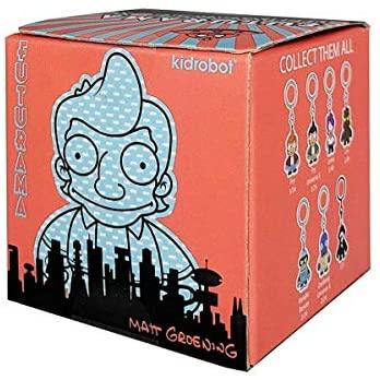 Futurama Universe X2 Blind Box Keychain Series – One Random