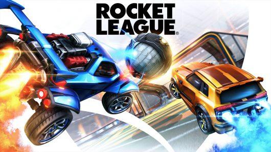 Consigue Gratis Rocket League y obten 10€ + Ruedas Chopper EG + Acelerador Sun Ray + Rastro Hot Rocks