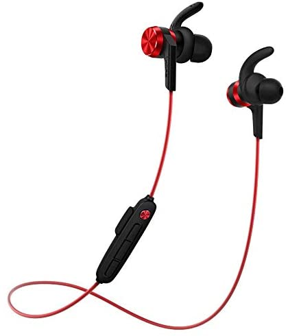 1MORE – E1018-RED – iBFree Sport Bluetooth In Ear Headphones Red