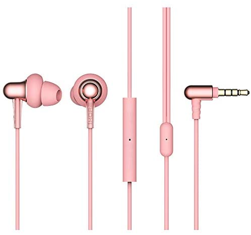 1MORE- E1025-PINK – Stylish In Ear Headphones Color Rosa