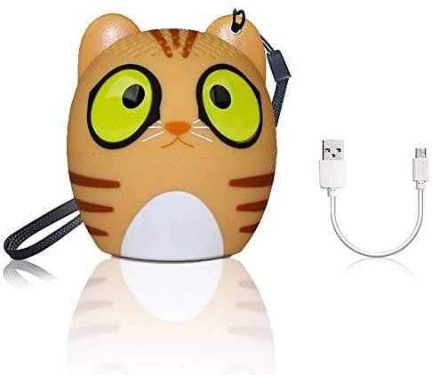 Altavoz Bluetooth Altavoz TAKNI con función Manos Libres y función de cámara con Control Remoto (Cat)