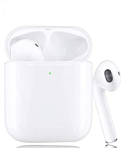 Auriculares inalámbricos Bluetooth Auriculares 5.0 Reducción de Ruido inalámbrica Hi-Fi Deportes inalámbricos Estéreo en la Oreja Auriculares Bluetooth Mini Auriculares para iOS Android (WT-9