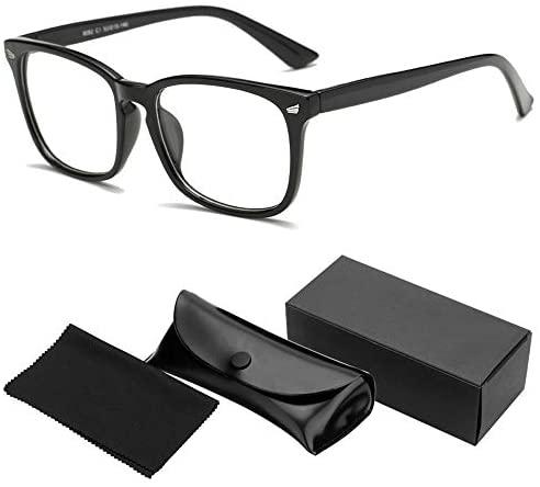 Gafas Luz Azul,Gafas con Filtro de Luz Azul,Gafas de Computadora,Blue Light Blocking Glasses,Gafa Antifatiga Anti Luz Azul Gafas para Ordenador Gaming PC para Hombre Mujer