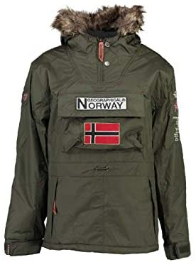 Geographical Norway Boomerang Men New 001 – Size L