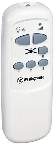 Westinghouse Lighting 78095 Mando a Distancia de Infrarrojos, Blanco