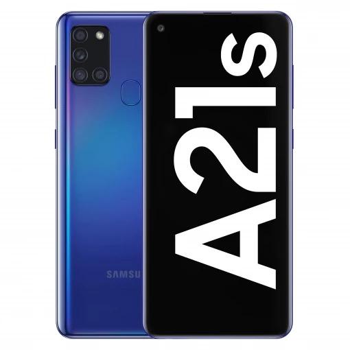 Samsung Galaxy A21s 3GB+64GB, 4 cámaras, 48MP